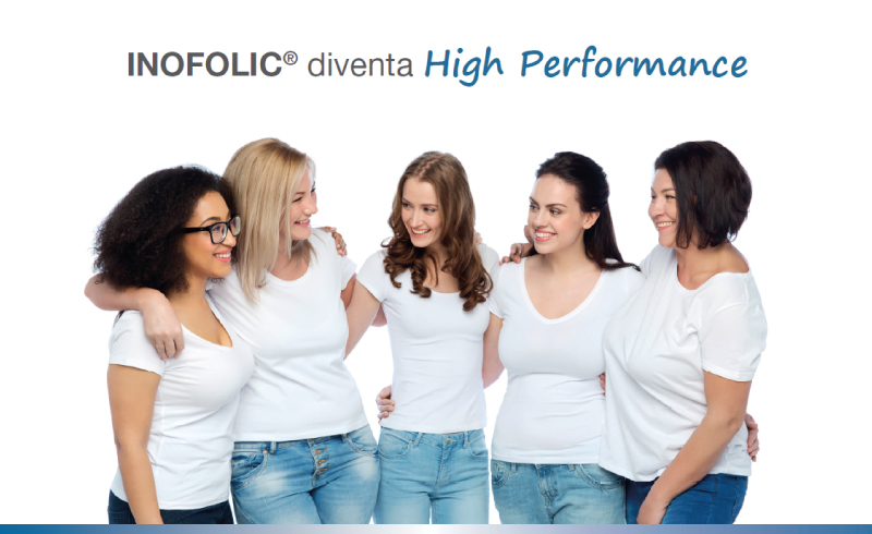 Inofolic® è 100% High Performance