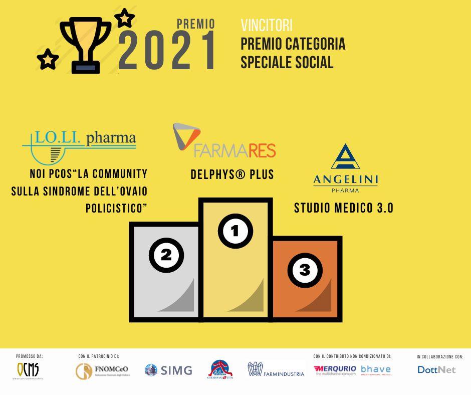 Noi PCOS Categoria Speciale Social